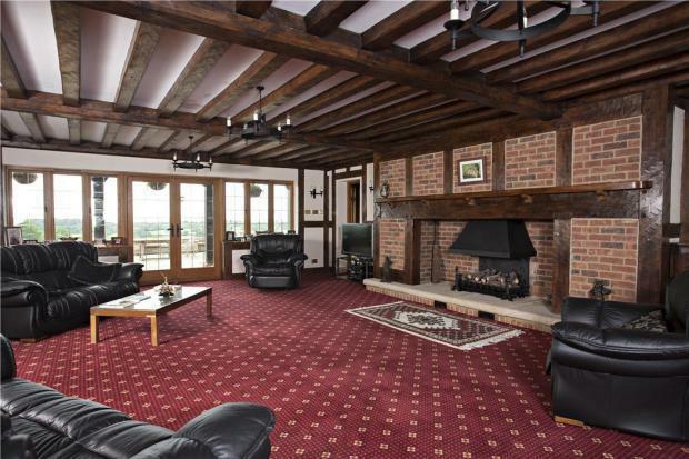 Ridgeway Living Room