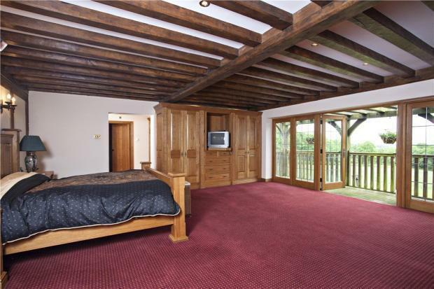 Ridgeway Bedroom