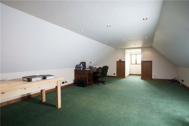 Ridgeway Coach House Internal