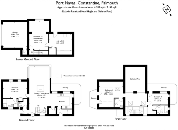 Dinyan Floor Plan
