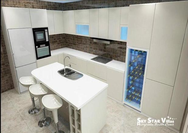 3 D Design Kitchen