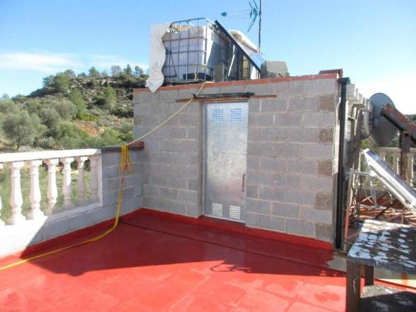 Roof Storeroom