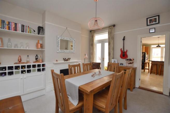 Family Room/Dining Room