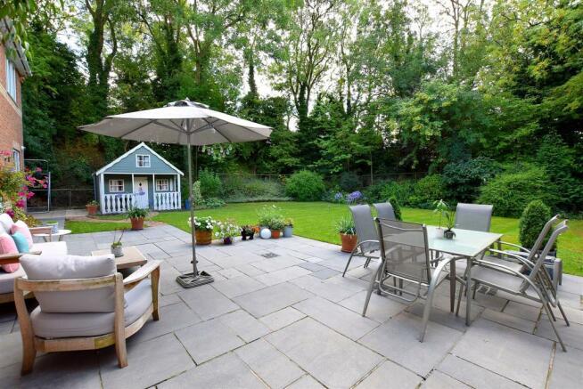 Generous Private Enclosed Rear Garden