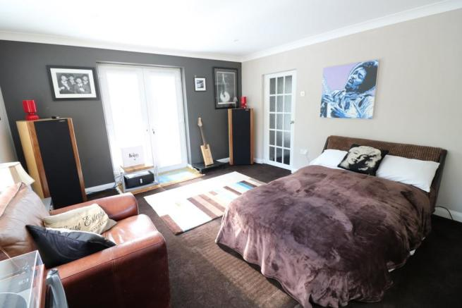 Bedroom Two/Music Ro