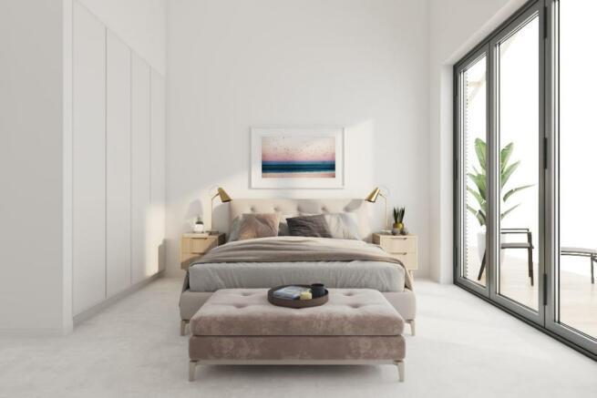 Rock Road Typical Bedroom