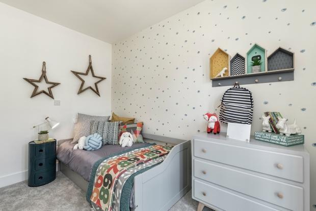 Indicative Bedroom 3