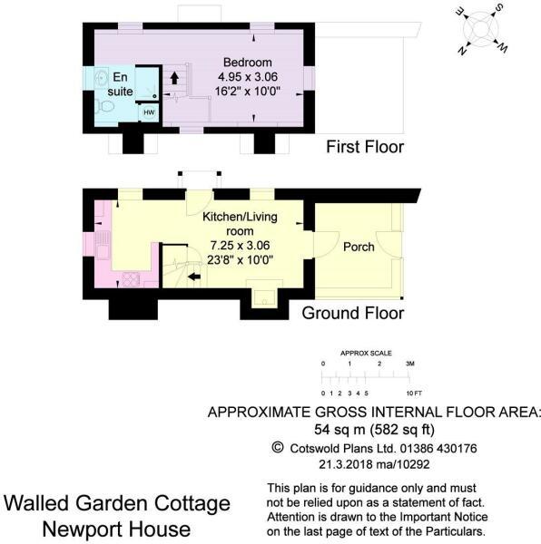 Walled Gdn Cottage