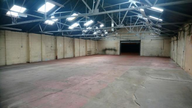 Warehouse To Rent In Grey Street M34 M34
