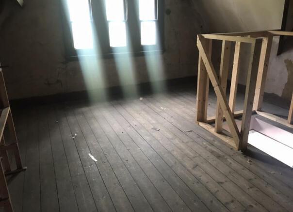 3rd floor storage