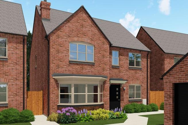 4 Bedroom Detached House For Sale In The Paddocks Coventry