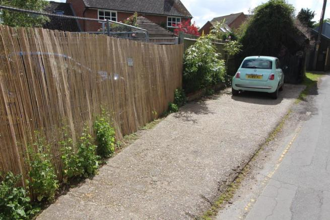 Private Parking Bay