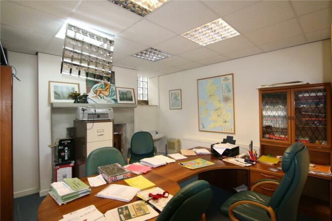 Cellar/Office
