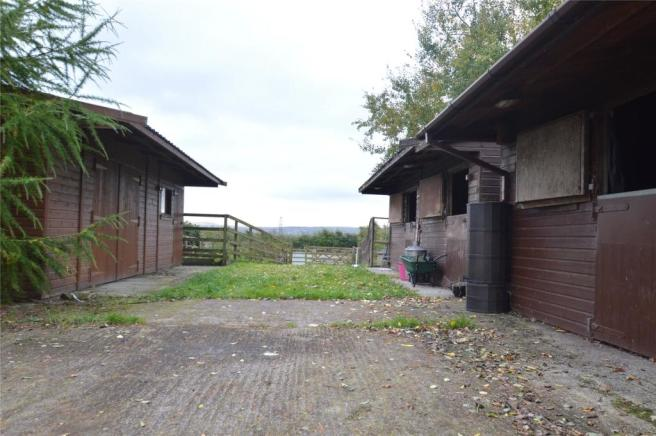 Stable - View 1