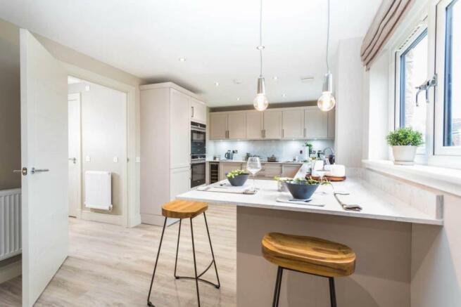 Rothbury - Savannah - Kitchen