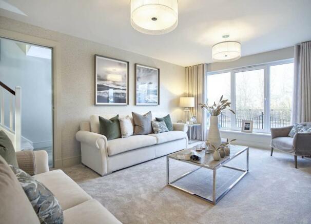Lawrie Grand Bearsden lounge
