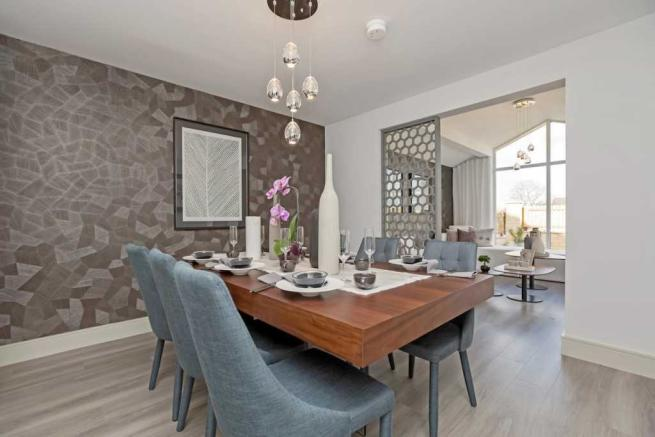 Ivory Dining Room