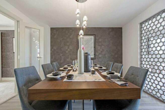 Ivory Dining Room 2