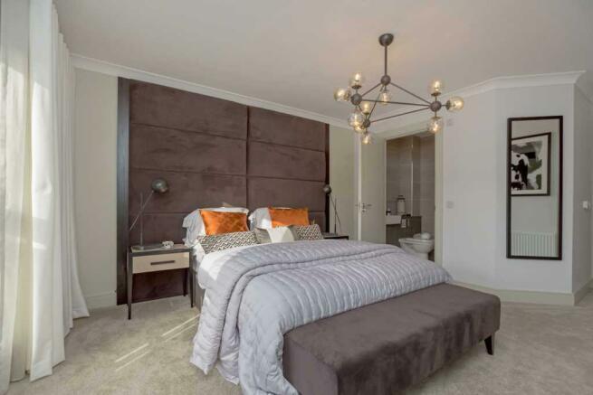 Ivory Master Bedroom 2