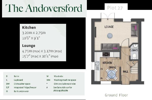 Plot 27 Ground Floor