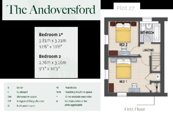 Plot 27 First Floor