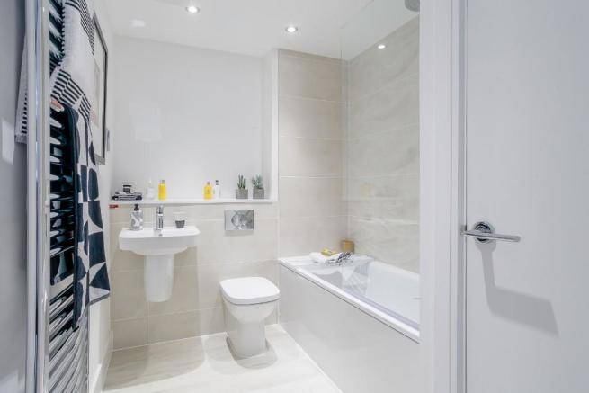 Eg. Bathroom