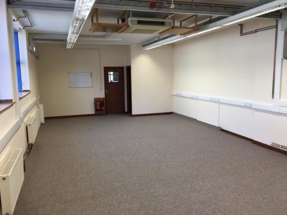 Office open plan A