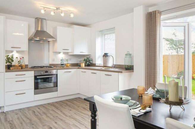 Image of Craigend kitchen