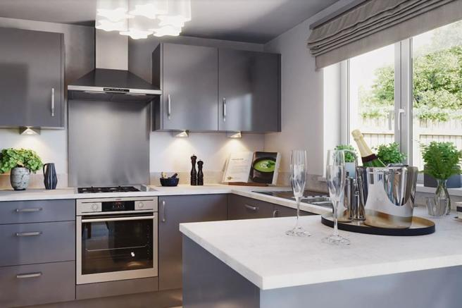 traquair kitchen CGI 2