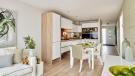 Ashbury Kitchen Living area12