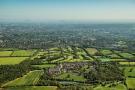 Trent Park aerial