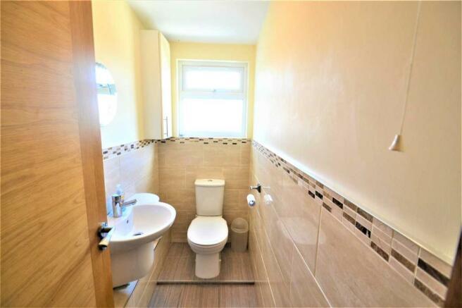 Upper Floor WC