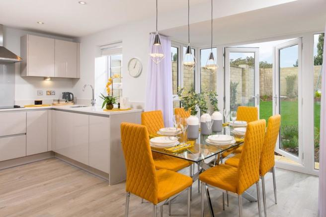 Cheadle Show Home at Drovers Court