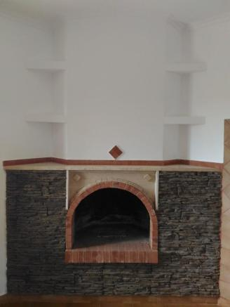 Fireplace detail 2