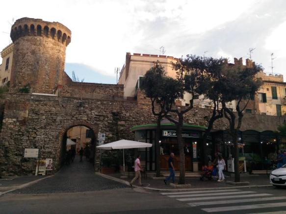 Nettuno old town