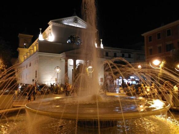 Piazza Anzio