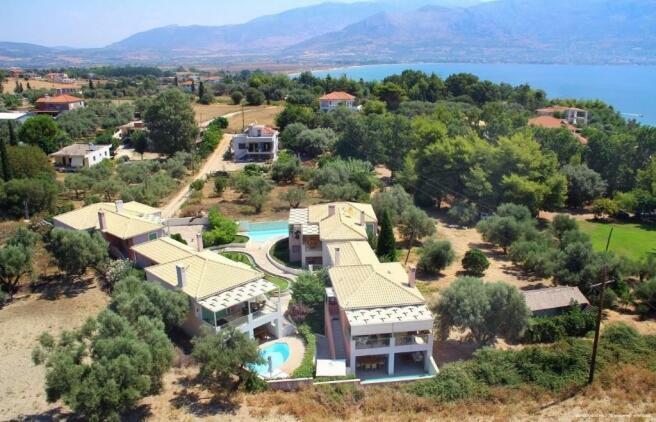 Ionian Nest complex