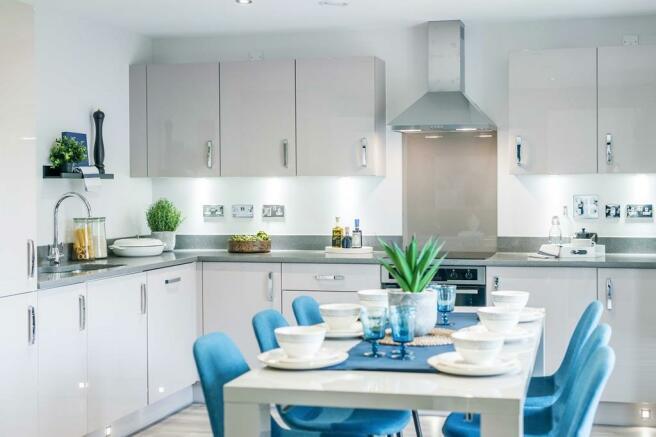 Dunbar Kitchen DIning