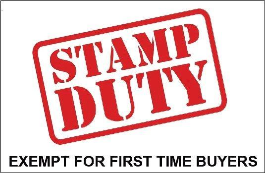 Stamp Duty Exempt!