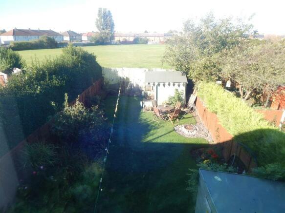 Rear Garden aspect