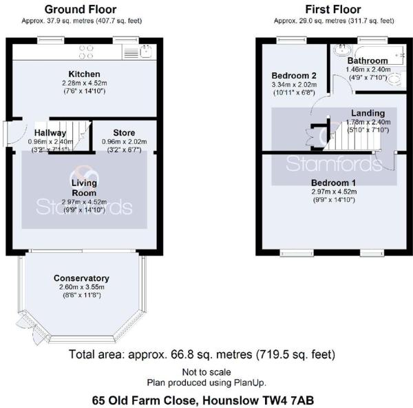 65 Old Farm Close, Hounslow TW4 7AB.pdf Floor Plan