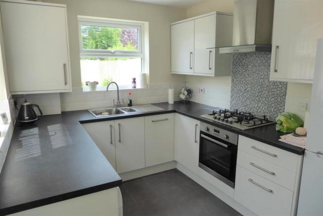 Refitted Modern Kitchen