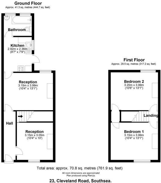 Floor plan 23 Cleveland Rd PO5 1SF (002).JPG