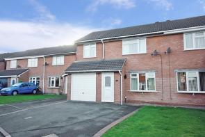 Photo of St James Close, Oswestry