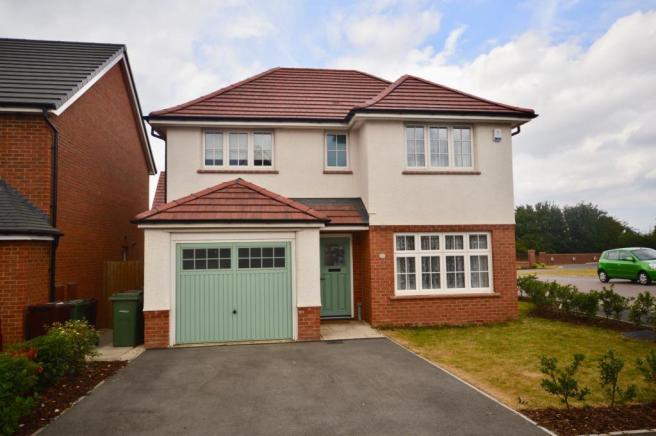 4 Bedroom Detached House For Sale In Whitaker Drive Wakefield West