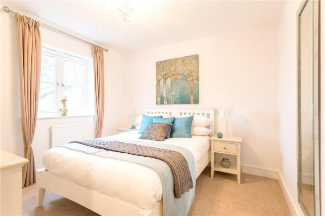 Plot 4 Bedroom 2