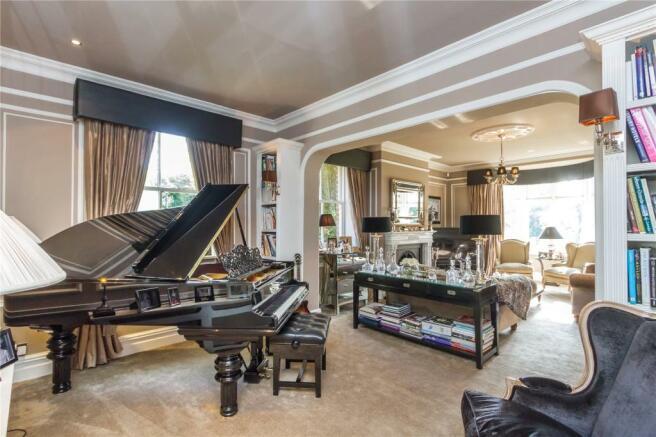 Piano & Sitting Room