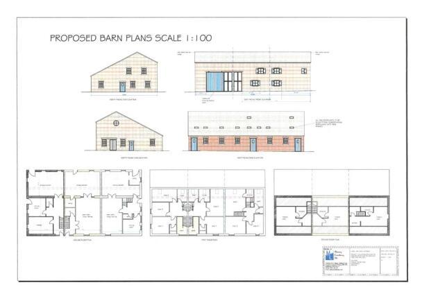 Proposed Barn