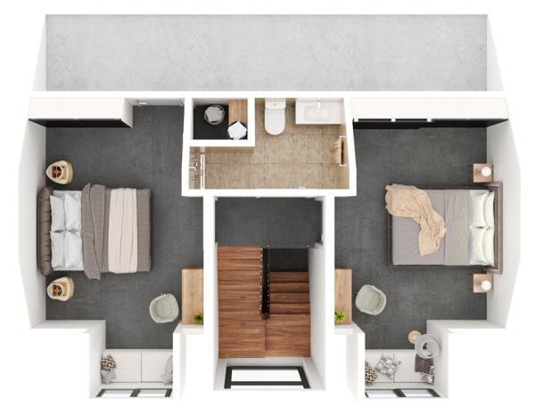 Floorplan Magnolia