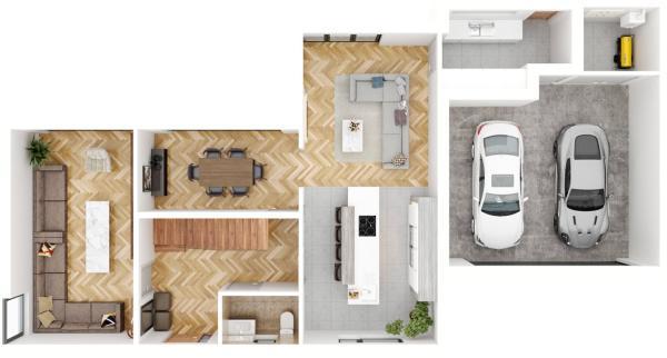 Floorplan Poplar